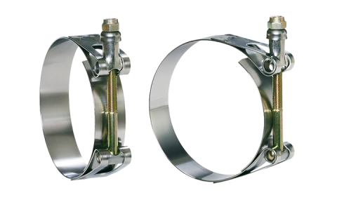 Photo of T-Bolt Clamps