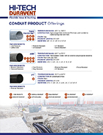 Conduit Hose Offerings